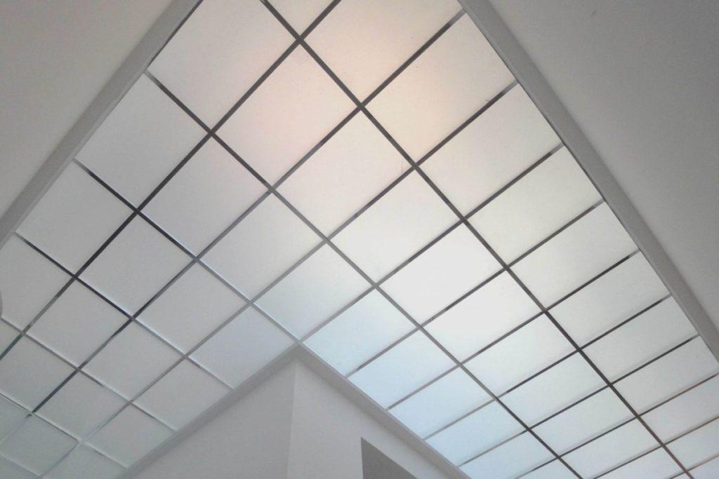colocar falso techo